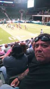 Donald attended Denver Dream vs. Seattle Mist - Legends Football League - Women of the Gridiron on Jun 8th 2019 via VetTix