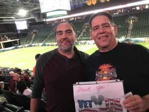 alan attended Denver Dream vs. Seattle Mist - Legends Football League - Women of the Gridiron on Jun 8th 2019 via VetTix