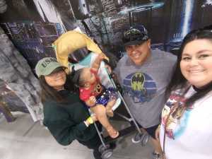 Christina attended Phoenix Fan Fusion - Thursday Only Passes on May 23rd 2019 via VetTix