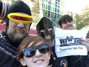 Raymond attended Phoenix Fan Fusion - Thursday Only Passes on May 23rd 2019 via VetTix