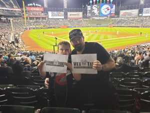 Click To Read More Feedback from Chicago White Sox vs. Toronto Blue Jays - MLB