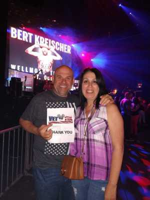 John attended Back to the Eighties Show With Jessie's Girl - Undefined on Jun 7th 2019 via VetTix