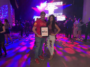 Sean attended Back to the Eighties Show With Jessie's Girl - Undefined on Jun 7th 2019 via VetTix