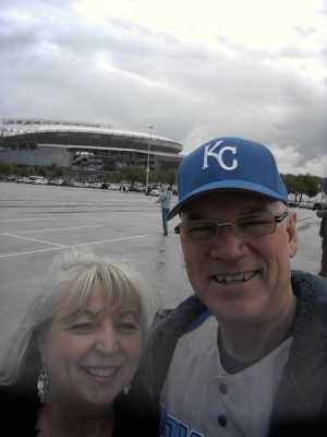 DWIGHT attended Kansas City Royals vs. Philadelphia Phillies - MLB on May 12th 2019 via VetTix