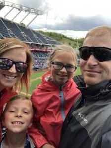 Eric attended Kansas City Royals vs. Philadelphia Phillies - MLB on May 12th 2019 via VetTix