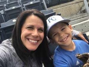 brian attended Kansas City Royals vs. Philadelphia Phillies - MLB on May 12th 2019 via VetTix