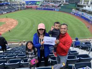Tuan  attended Kansas City Royals vs. Philadelphia Phillies - MLB on May 12th 2019 via VetTix
