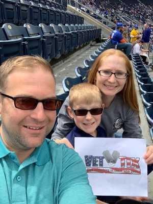 Robert attended Kansas City Royals vs. Philadelphia Phillies - MLB on May 12th 2019 via VetTix