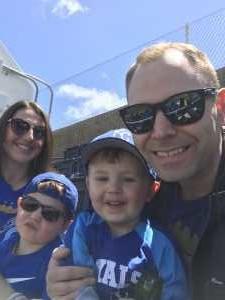 Jake attended Kansas City Royals vs. Philadelphia Phillies - MLB on May 12th 2019 via VetTix