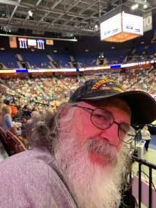 Charles attended Connecticut Sun vs. Los Angeles Sparks - WNBA - Basketball on Jun 6th 2019 via VetTix