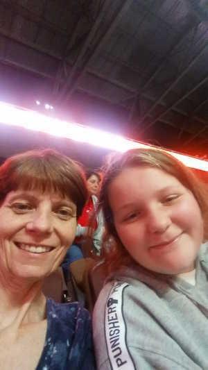 DAWN attended Connecticut Sun vs. Los Angeles Sparks - WNBA - Basketball on Jun 6th 2019 via VetTix
