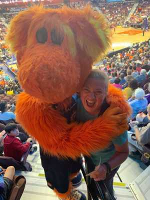 lauren attended Connecticut Sun vs. Washington Mystics - Home Opener - WNBA - Basketball on Jun 11th 2019 via VetTix