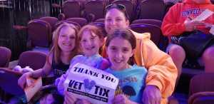Kjrsten attended Connecticut Sun vs. Washington Mystics - Home Opener - WNBA - Basketball on Jun 11th 2019 via VetTix