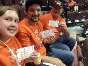 Paul attended Connecticut Sun vs. Washington Mystics - Home Opener - WNBA - Basketball on Jun 11th 2019 via VetTix