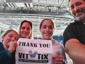 George attended Connecticut Sun vs. Seattle Storm - WNBA - Basketball on Jun 16th 2019 via VetTix