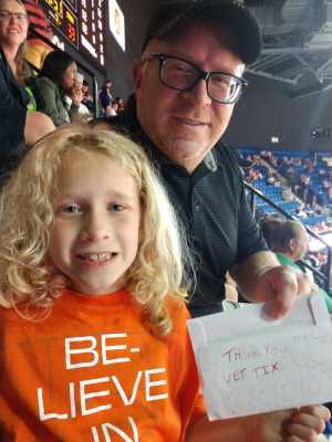 David attended Connecticut Sun vs. Seattle Storm - WNBA - Basketball on Jun 16th 2019 via VetTix