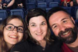 Jonathan attended Connecticut Sun vs. Seattle Storm - WNBA - Basketball on Jun 16th 2019 via VetTix