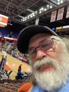 Charles attended Connecticut Sun vs. Atlanta Dream - WNBA - Basketball on Jun 21st 2019 via VetTix