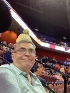 Harold attended Connecticut Sun vs. Atlanta Dream - WNBA - Basketball on Jun 21st 2019 via VetTix