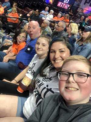 Stephen attended Connecticut Sun vs. Atlanta Dream - WNBA - Basketball on Jun 21st 2019 via VetTix