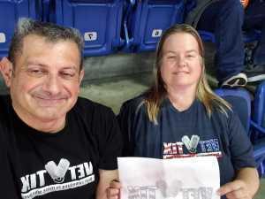John attended Connecticut Sun vs. Atlanta Dream - WNBA - Basketball on Jun 21st 2019 via VetTix