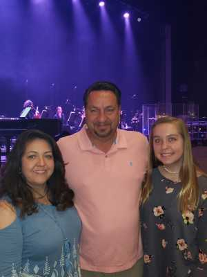 Roger attended Rocktopia on May 10th 2019 via VetTix