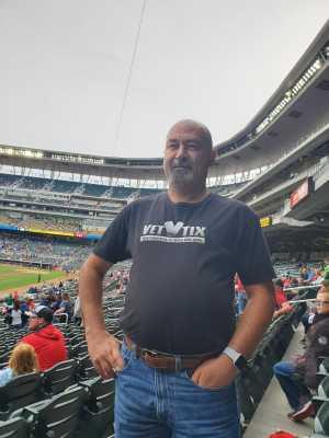 Roger attended Minnesota Twins vs. Seattle Mariners - MLB on Jun 11th 2019 via VetTix