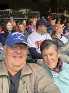 Mikey Froi attended Minnesota Twins vs. Seattle Mariners - MLB on Jun 11th 2019 via VetTix
