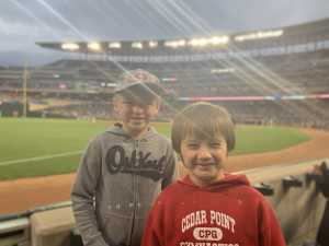 donavan attended Minnesota Twins vs. Seattle Mariners - MLB on Jun 11th 2019 via VetTix