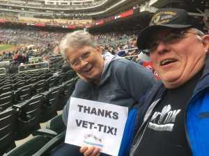 Jim attended Minnesota Twins vs. Seattle Mariners - MLB on Jun 11th 2019 via VetTix