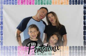 Jose attended Pentatonix: the World Tour With Special Guest Rachel Platten - Pop on May 14th 2019 via VetTix
