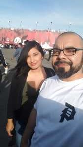 roberto attended Powerhouse: Liftoff Edition on May 18th 2019 via VetTix