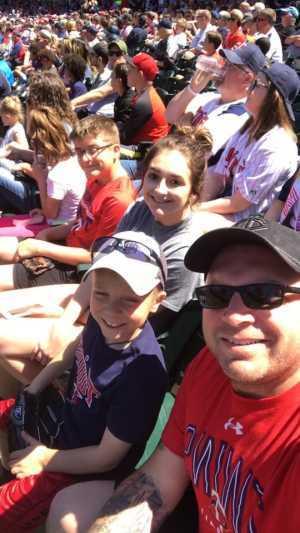 Steve attended Minnesota Twins vs. Seattle Mariners - MLB Etix 06/13/2019 on Jun 13th 2019 via VetTix