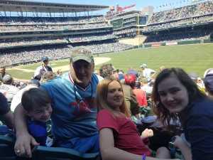 William Johnson attended Minnesota Twins vs. Seattle Mariners - MLB Etix 06/13/2019 on Jun 13th 2019 via VetTix