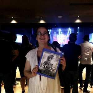 FRANCES attended Hollywood Vampires - Pop on May 10th 2019 via VetTix
