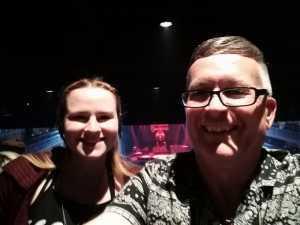 Keith attended Hollywood Vampires - Pop on May 10th 2019 via VetTix
