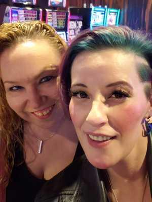 Kerri-Anne attended Hollywood Vampires - Pop on May 10th 2019 via VetTix