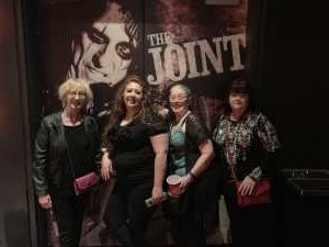 Mary Ann attended Hollywood Vampires - Pop on May 10th 2019 via VetTix