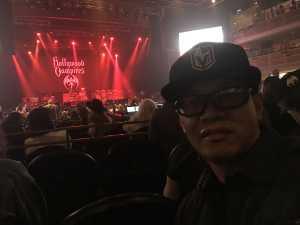 Stephen  attended Hollywood Vampires - Pop on May 10th 2019 via VetTix