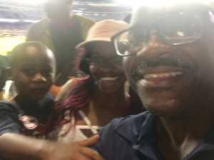 Herman attended Atlanta Braves vs. Pittsburgh Pirates - MLB on Jun 11th 2019 via VetTix