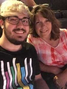 Anne attended Pentatonix: the World Tour With Special Guest Rachel Platten - Pop on Jun 18th 2019 via VetTix