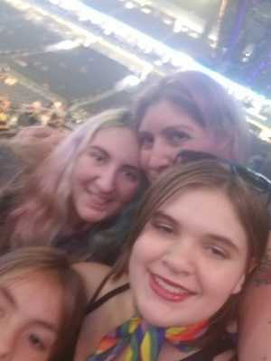 Cara attended Pentatonix: the World Tour With Special Guest Rachel Platten - Pop on Jun 18th 2019 via VetTix