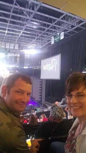 Jason attended Pentatonix: the World Tour With Special Guest Rachel Platten - Pop on Jun 18th 2019 via VetTix