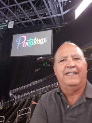 David attended Pentatonix: the World Tour With Special Guest Rachel Platten - Pop on Jun 18th 2019 via VetTix