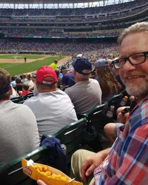 Scott  attended Minnesota Twins vs. Kansas City Royals - MLB on Jun 16th 2019 via VetTix
