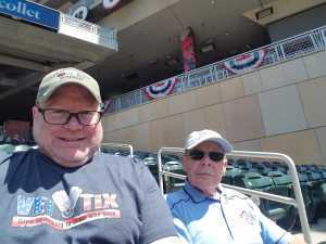 Matthew attended Minnesota Twins vs. Kansas City Royals - MLB on Jun 16th 2019 via VetTix