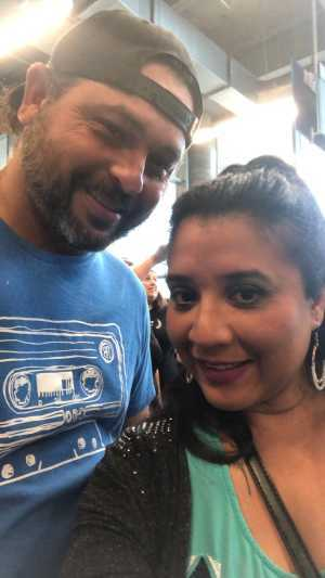 Crystal attended New Kids On The Block: The Mixtape Tour on May 13th 2019 via VetTix