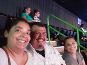 maria attended New Kids On The Block: The Mixtape Tour on May 13th 2019 via VetTix