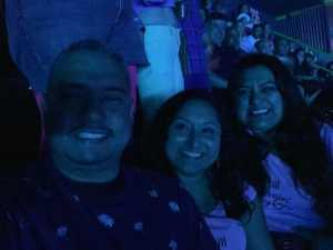 Eric attended New Kids On The Block: The Mixtape Tour on May 13th 2019 via VetTix