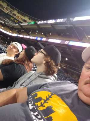 Charles attended Pittsburgh Pirates vs. Milwaukee Brewers - MLB on May 30th 2019 via VetTix
